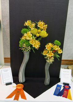 Parallel design on Pinterest Garden Club Flower Show