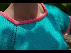 Modele de tricotat - Tivuri sau borduri