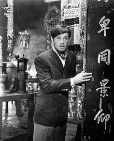 Jean-Paul Belmondo dans les tribulations d'un chinois en chine