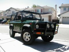 The Defender 90