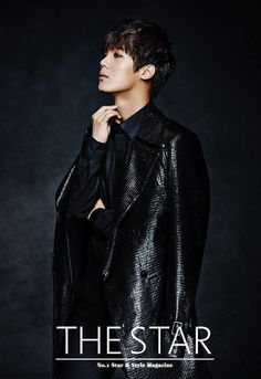 awesome Mir (MBLAQ) for The Star, January 2015