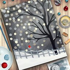 Join us at Pinot's Palette - Des Moines on Fri Dec 2019 for Little Red Truck - Wood Pallet. Event Calendar, Little Red, Wood Pallets, December, Palette, Friday, Canvas, Winter, Painting