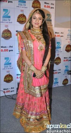 Paridhi sharma Pakistani Dresses, Indian Dresses, Indian Outfits, Beautiful Indian Brides, Most Beautiful Indian Actress, Designer Blouse Patterns, Blouse Designs, Zee One, Bridal Makup