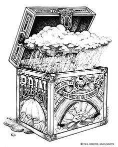 Box of Rain by ARLEN-GRAFFIX.deviantart.com on @deviantART