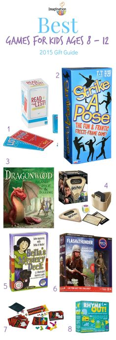 my kids would love Strike A Pose! Cool Educational Games for Kids - NEW for 2015
