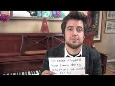 Lee Dewyze Demand Cures Today!  Started watching AI when my mom was suffering from lung cancer-my release to get away...