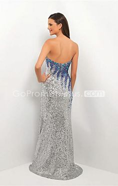 perfect for the fire and ice charity ball!