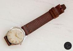 shkira tumbled leather strap