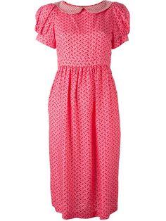 Achetez Comme Des Garçons Girl robe à manches bouffantes et col claudine en…