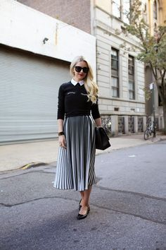 Long Skirt Outfit