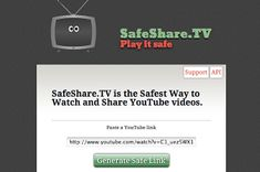 A Safer Way to View You Tube Videos in The Classroom!  Step by step directions that are easy and will save you from showing students inappropriate materials!