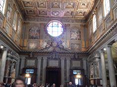Inside Basilica  Maria Maggiore