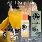 Our Mango e Cigarette Liquid from Logic Smoke is just what you're looking for if you've been searching for a bold fruity flavor to introduce into your e-liquid supply. It is a wonderfully realistic flavor that will keep you satisfied for hours. Order a bottle of Logic Smoke Mango E-liquid today and awaken your taste buds. #30ml #eliquids #ecigarettes #mango