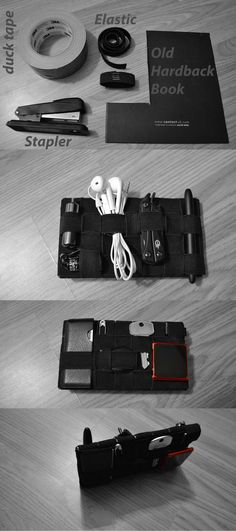 Cool DIY EDC Item    http://www.edcforums.com/threads/i-made-my-dream-edc-pocket-organizer-for-2-50-how-to.103885/