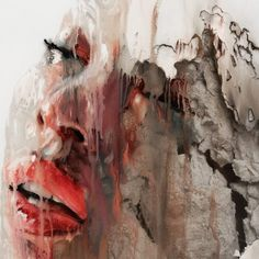 This June, Lazarides will be welcoming Juan Miguel Palacios for his. Aesthetic Art, Woman Face, Painting Techniques, Simply Beautiful, Urban Decay, Artsy Fartsy, Illustration Art, Illustrations, Art Photography