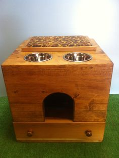 1000 images about pet furniture ideas on pinterest cat - Kitty litter furniture ideas ...