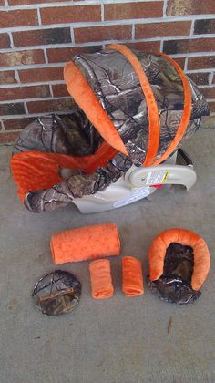 Realtree carseat cover