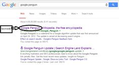 Google Penguin is decreasing search engine rankings of websites by using now declared black-hat SEO techniques involved in increasing artificially the ranking of a webpage.