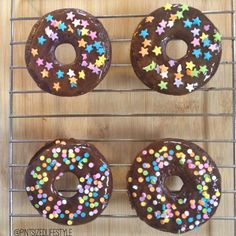 Pintsized Lifestyle: You will need:  For the donut base:  ·         33 grams chocolate whey ( I used Molten Chocolate by Cellucor ) ·7 grams ( 1 tbsp)  coconut flour ·7 grams ( 1 tbsp)  cocoa powder ·1/3 cup almond milk ·24 grams egg whites ·½ teaspoon vanilla extract ·1 tablespoon stevia For the donut topping: ·12 grams chocolate whey ·2 teaspoons sprinkles of choice ·4 teaspoons water