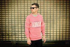 Adrenaline Movement Sportswear Crewneck Pullover