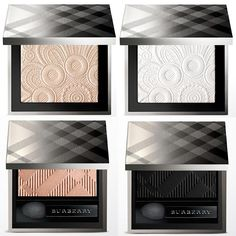 Burberry Velvet & Lace Spring 2016 Makeup Collection