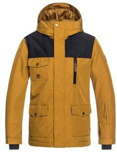 01228dd5e5 Quiksilver Raft Waterproof Insulated Hooded Jacket Jackets Online