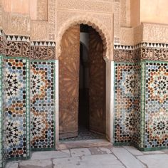 Ali Ben Youssef Madrasa, Marrakech