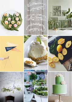 Poppytalk: 9 Beautiful Mid-Summer Fête DIYs + Ideas