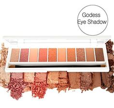 [W.Lab] Blooming Pocket Shadow Palette. 10 gorgeous shades from eye base to glitter & pearl in one palette! Brush is also included in purchase. Protects eye area with Various Natural Flower Extracts. Various choice for everyday form Basic to Contouring make up & velvety shade can be worn alone or blended together. Blooming gorgeous finish with 10 gorgeous shades that can be used daily for any occasion. Made with all natural ingredients for the perfect daily makeup, Comes with directions…