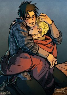 A fanart of Billy and Teddy. I hope you like it! ♥ Billy Kaplan and Teddy Altman @ Young Avengers/Marvel. Runaways Comic, Wiccan Marvel, Hugs, Teddy Altman, Fanart, Young Avengers, Avengers Comics, Gay Comics, Cute Gay Couples