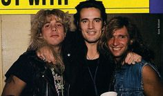Steven Adler, Tommy Lee and Rob Affuso