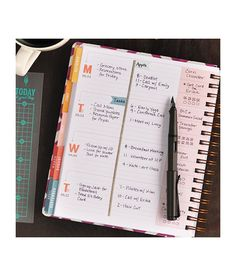 Inkwell Press Flex Layout - This new academic planner launches May 10-Get $10 off with this link! http://r.sloyalty.com/r/utkgn4fu7eXF