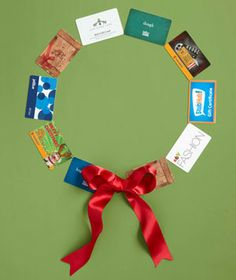8 Unexpected Gift Card Ideas