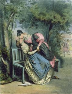 Vintage Lesbian, Lesbian Art, Gay Art, Lesbian Love, Rennaissance Art, Queer Art, Renaissance Paintings, Fairytale Art, Classical Art