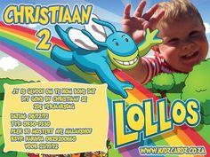 Lollos Invitation Digital Invitations, Party Invitations, Pvc Banner, Party In A Box, Boy Birthday Parties, Party Packs, Baby Grows, Party Themes, Pj