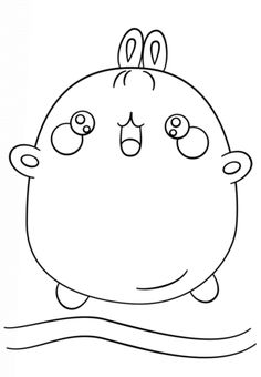 Free Printable Rilakkuma Coloring Page Color Cute Kawaii Easy For