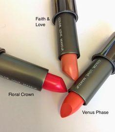 Pixiwoo.com: Zoeva Luxe cream lipstick @pixiwoos