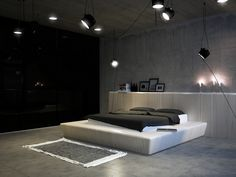 Roohome.com - What kind of the best bedroom designs that you want to apply? Here, we offer you three types of amodel bedroom which apply with a modern interior that looks so chic. Many designers try combining it with a variety of concept decor. They give a perfect idea which ...
