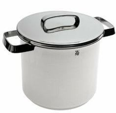 WMF Topstar 6 1/3-Quart Stainless Steel Stockpot with Lid by WMF. $209.90. Dishwasher-safe; lifetime warranty. Aluminum disk sheathed in steel on bottom boosts heat conductivity. Made of heavy 18/10 stainless steel polished to a mirror finish. Stackable with other WMF Topstar cookware to save storage space. Large enough to simmer 1-1/2 gallons of stock, soup, or pasta sauce. Amazon.com                German manufacturer WMF designed its Topstar cookware as a stackab...