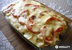 Hungarian Cuisine, Hungarian Recipes, Eastern European Recipes, Vegetarian Recipes, Healthy Recipes, Healthy Food Options, Cheeseburger Chowder, Lasagna, Food And Drink