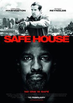 Safe House (2012) Denzel Washington played the role of Tobin Frost.