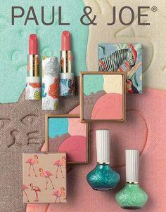 Paul et Joe Beauty édition ménagerie pour le printemps 2015