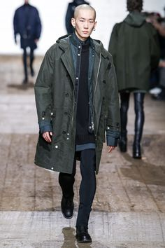 Diesel Black Gold Fall 2016 Menswear Collection Photos - Vogue
