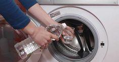 Como tirar o mau cheiro de máquina de lavar: 7 dicas infalíveis - tirar mau cheiro de máquina de lavar Limpieza Natural, Washer, Cleaning Hacks, Washing Machine, Laundry, Nova, Home Appliances, Epsom, Important
