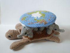 Amigurumi Discworld : 1000+ images about knitting/crochet - kids, amigurumi, fun ...