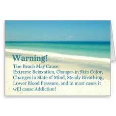 Beach Humor Greeting Card: http://www.beachblissdesigns.com/2015/08/beach-humor-greeting-card.html