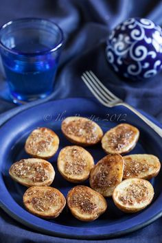 SPICY OVEN ROASTED POTATOES 4 servings More