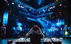 Nightclub DJ music by jason.zakharychev on @creativemarket