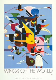 Charley Harper - Wings of the World