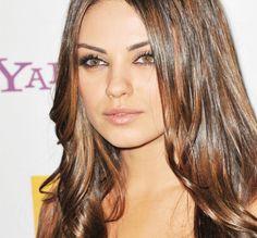 Mila Kunis-Stunning.